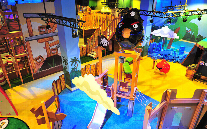 1-Day Pass to Angry Birds Activity Park for 1 Person