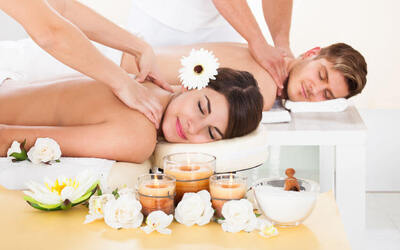 1.5-Hour Full Body Massage for 2 People