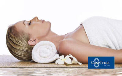 [11.11 Sale] 1-Hour Tuina / Deep Tissue / Acupressure Point Full Body Massage for 1 Person (1 Session)