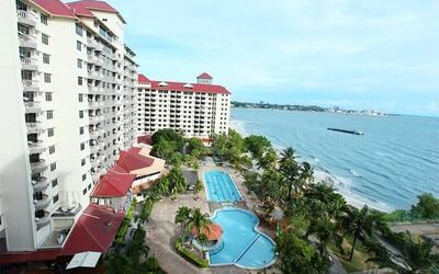 Port Dickson: 2D1N Stay in 2-Bedroom Apartment + Turtle Hatchery Attraction for 3 People