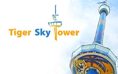 Singapore: Unlimited Tiger Sky Tower Rides for 1 Person