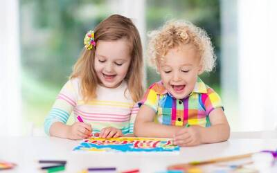 Kids Art Class at Twinkle Star Art Studio for 1 Person (4 Sessions)
