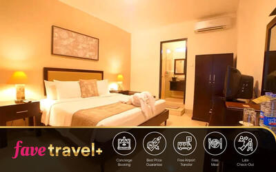 [FAVE Travel+] Bali: 4D3N Stay in Superior Room + Breakfast + 1x Afternoon Tea + Shuttle Airport Transfer