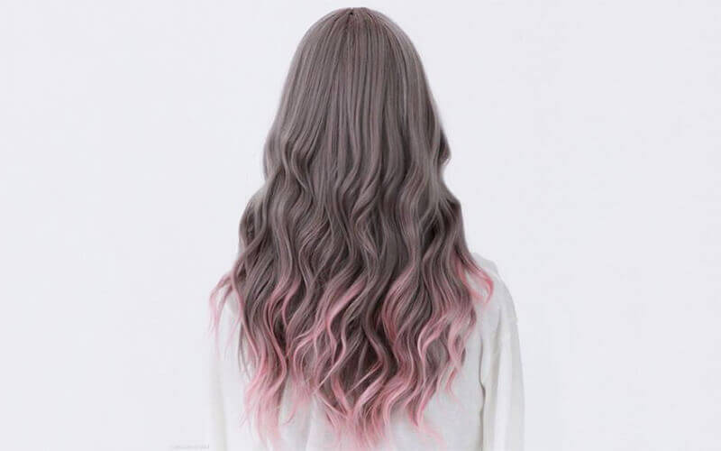 Hair Colouring with Hair and Scalp Treatment with Wash and Blow for 1 Person