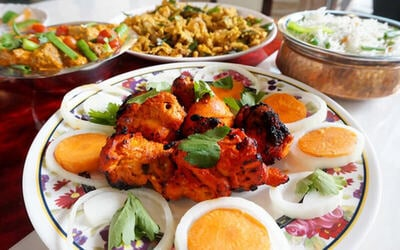$40 Cash Voucher for Indian Cuisine