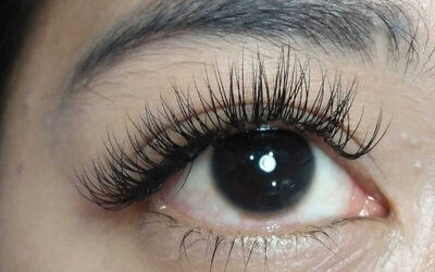 1x Japanese Natural Classic Eyelash Extension
