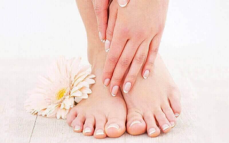 Gel Manicure / Gel Pedicure for 1 Person