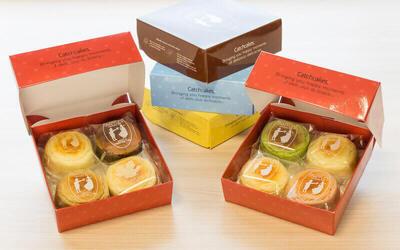 Two (2) Boxes of Signature Hokkaido Cheesecake